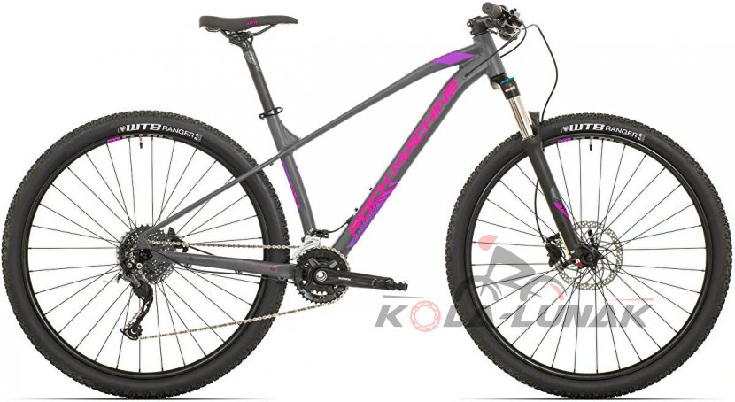 kolo Rock Machine Catherine 10-29 mat anthracite/pink/violet (L)