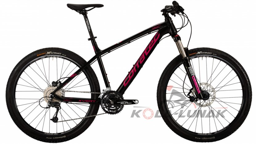 "CORRATEC mountain bike  X Vert Miss C 27,5"" dámské vel. 44"