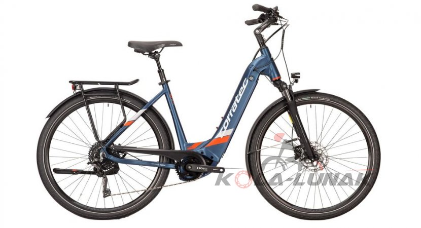 "CORRATEC E-Power Urban 28 CX6 10S Trapez 18"" /46cm/"