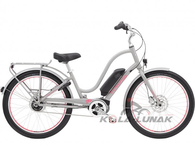 Townie Go! 5i - Cloud Grey