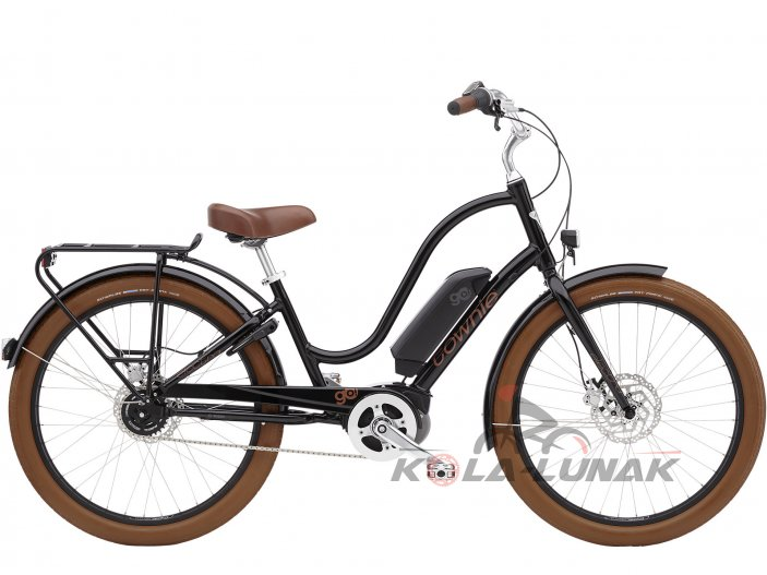 Townie Go! 5i - Ebony Black