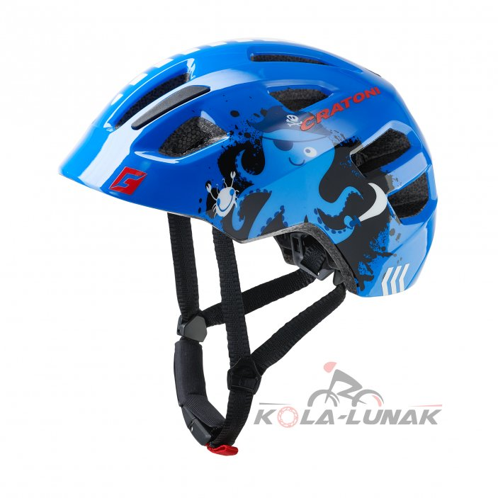 Maxster pirate blue glossy