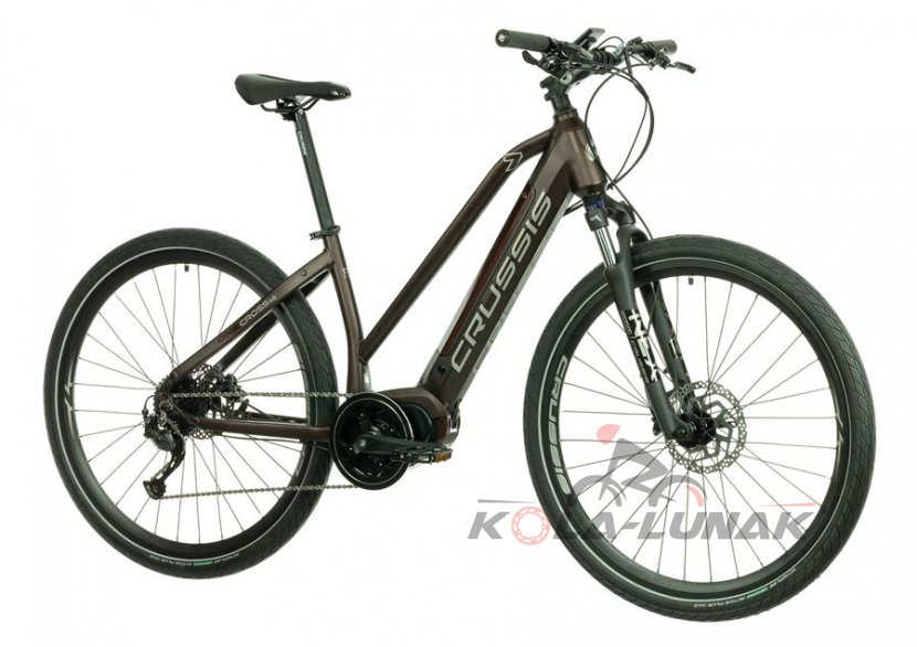 """ONE-Cross lady 7.7-S (17""""), 17,5 Ah / 630Wh"""